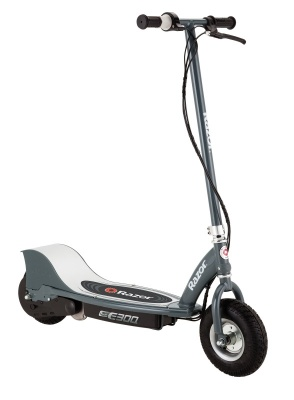 Razor E300 Electric Scooter - Matte Grey