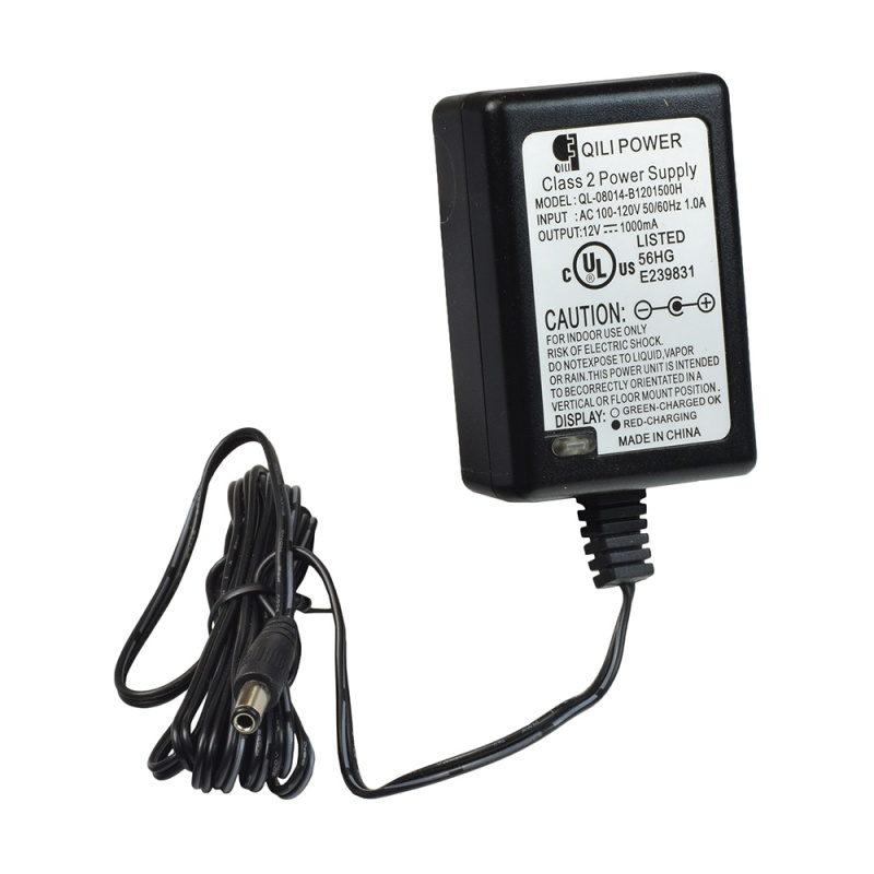 Razor 12V/1.0A (1000mA) Single Pin Charger